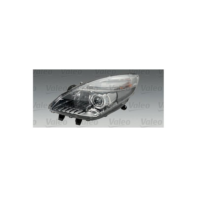 FARO SINISTRO XENO D1S DBL DRL S/MOTOR E CENTR RENAULT SCENIC 03/09