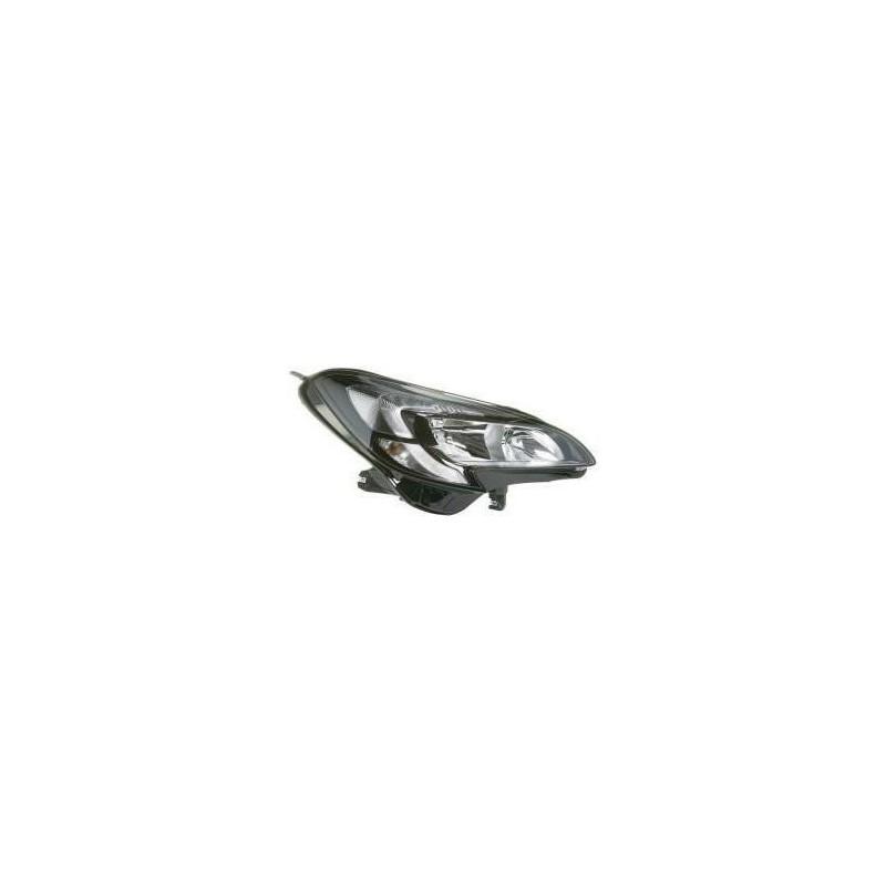 FARO DESTRO 2H7 LED EL C/ MOTOR OPEL CORSA E 01/14