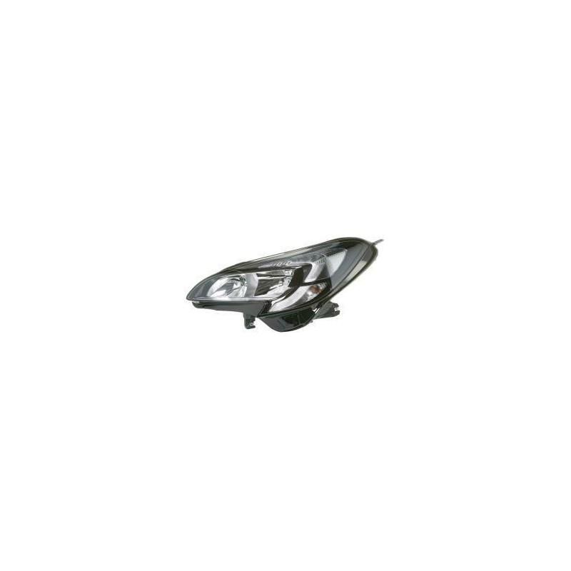 FARO SINISTRO 2H7 LED EL C/ MOTOR OPEL CORSA E 01/14
