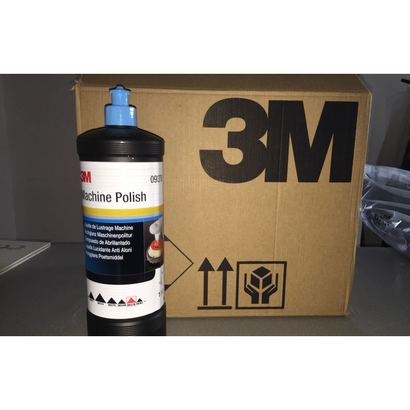 3M PERFECT-IT, POLISH ABRASIVO ANTIALONI, PN 09376 TAPPO AZZURRO